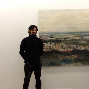 Exposición colectiva El Conquero. Casa Colón. Huelva. 2014