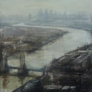 Thames 4. 60x60 cms