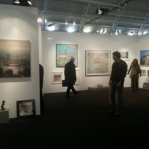 London Art Fair. 2015