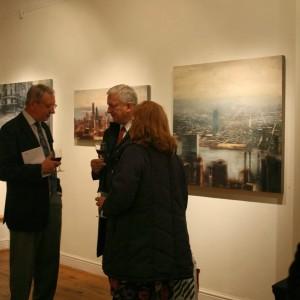 Exposición individual. Adam Gallery. Londres. 2013