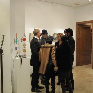 Exposición individual. Galería Puchol. Valencia